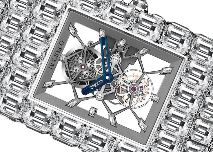 "Jacob and Co. ""Billionaire Watch"" For Flavio Briatore Is $18,268,000"