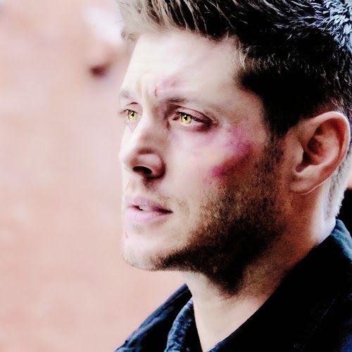 SupernaturalCF - Google+Fotos Gifs de supernatural 10x07 #Supernatural   #hannah   #Castiel   SupernaturalCf Gifs 10x07  Supernatural 10x07 (Girls Girls Girls)