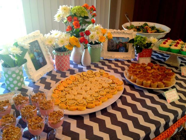 Bridal Shower Brunch. From Marci Coombs Blog