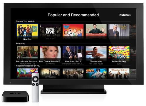 Long-awaited Apple TV update changes the home screen, suggests apps are coming soon: Apples News, Apple Products, Appletv Hulu, Sell Apples, Apples Products, Apples Tv, Apple Tv, Tvs, Longawait Apples