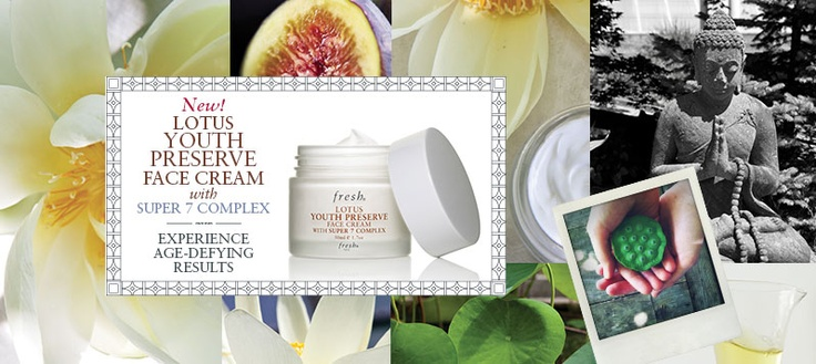 Lotus Summer Face Cream