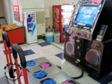 Japan // Tokio - Spielhalle