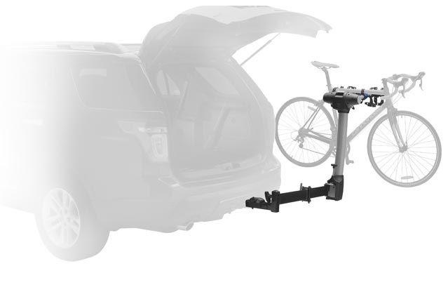 The 3 Best Car Racks of Summer 2012: Thule Apex Swing hitch-mount bike rack. $500.