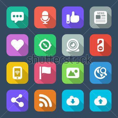 Картинки по запросу иконки социальных сетей подушка