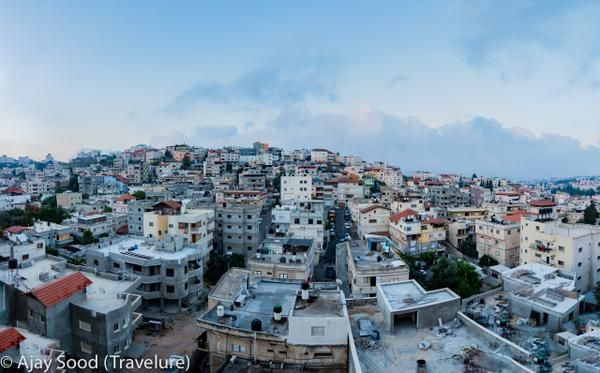 Panorama of the holy city of Nazareth. Photo by- Ajay Sood. #GYDLive #GrabYourDream #travel #adventure #travelgram #traveller #adventure #wanderlust #Israel #explore #photography #travelphotography