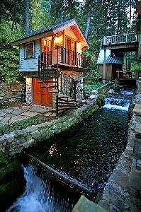 Storybook Stone Cottage Sundance