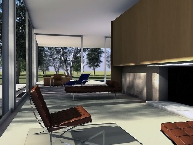 17 best images about architect mies van der rohe on - Mies van der rohe sedia ...