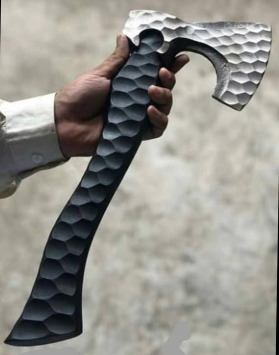 Check Out This Item In My Etsy Shop Https Www Etsy Com Uk Listing 721457475 High Carbon Steel Axe Hatchet Custom Tomahawk Axe Axe Axe Handle