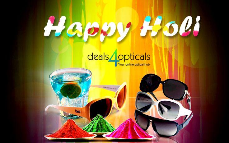 Wish you a very #happyholi day 2014