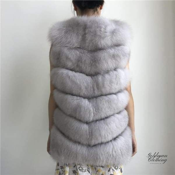 Goldman Kleidung WESTE FLUFFY FUR   – SEXY JACKETS