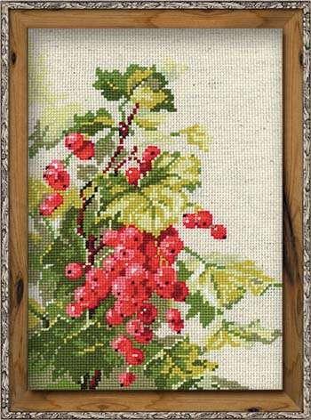 Commodity products Riolis Cross stitch kit 18x24 cm