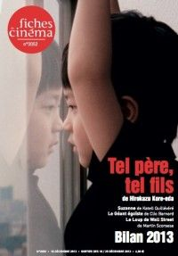 Les Fiches du Cinéma #2052 : Tel père, tel fils de Hirokazu Kore-eda
