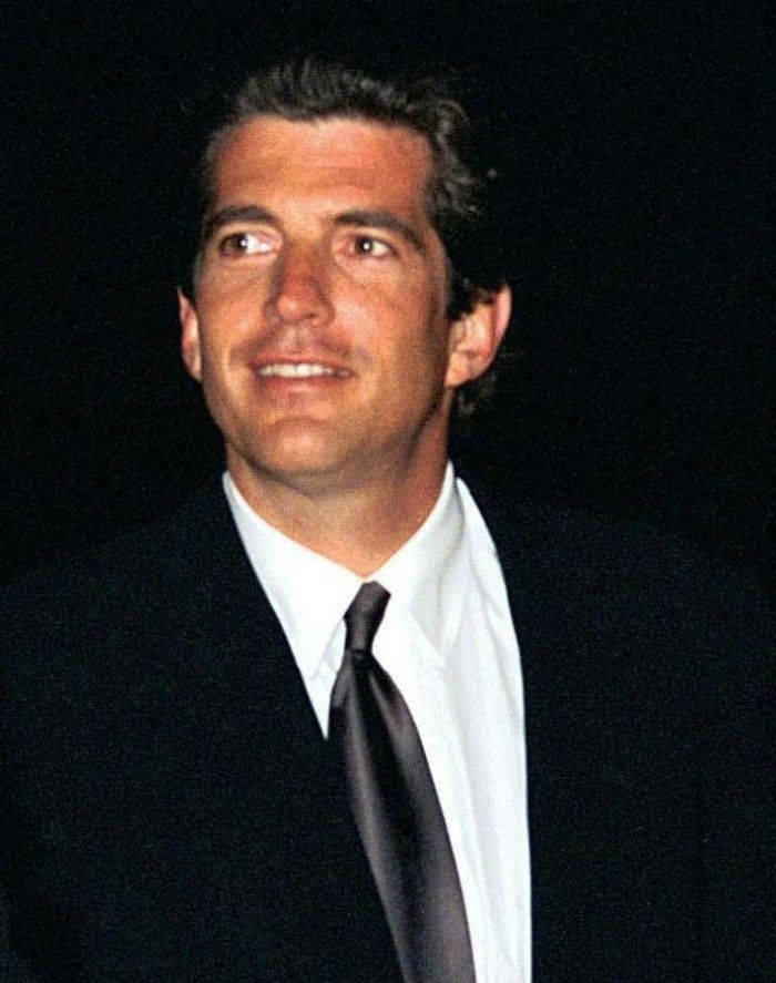 8. John F. Kennedy Jr. Plane Crash