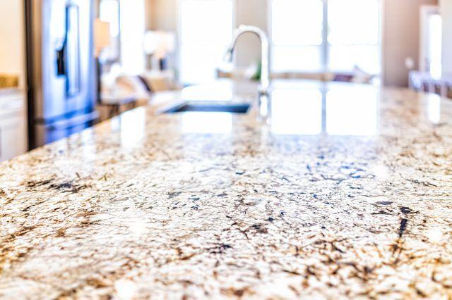 How To Seal Granite Countertops Hunker Granite Polish Cleaning Granite Countertops Granite Countertops