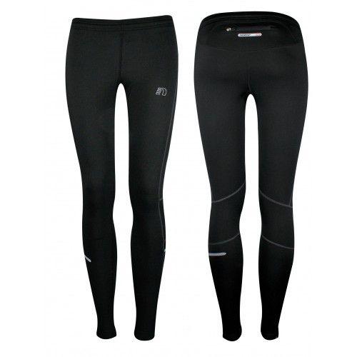 BASE dámské  kompresní běžecké kalhoty NEWLINE dry n comfort tights 13444-060