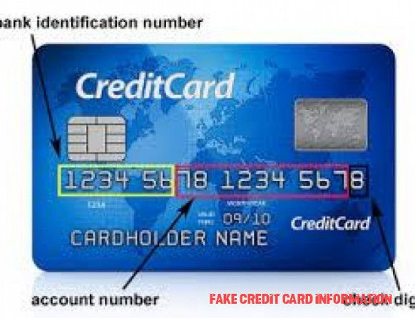 12 Things You Most Likely Didnt Know About Fake Credit Card