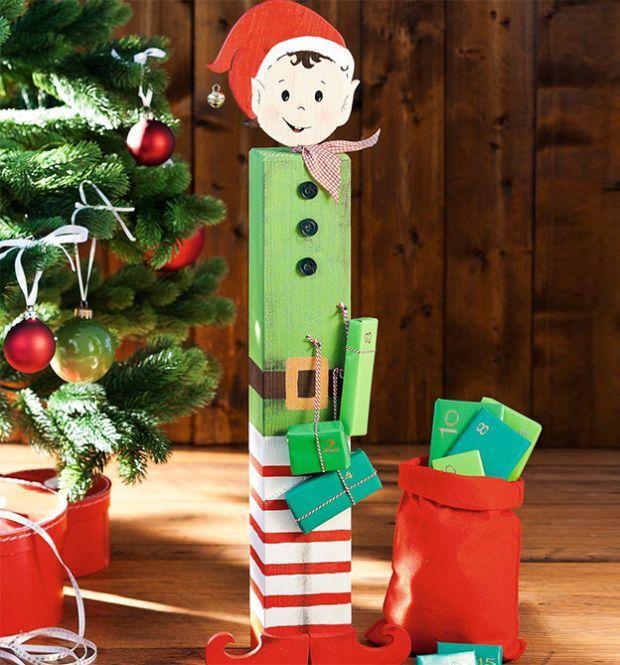 25 einzigartige weihnachtliche holzfiguren ideen auf. Black Bedroom Furniture Sets. Home Design Ideas