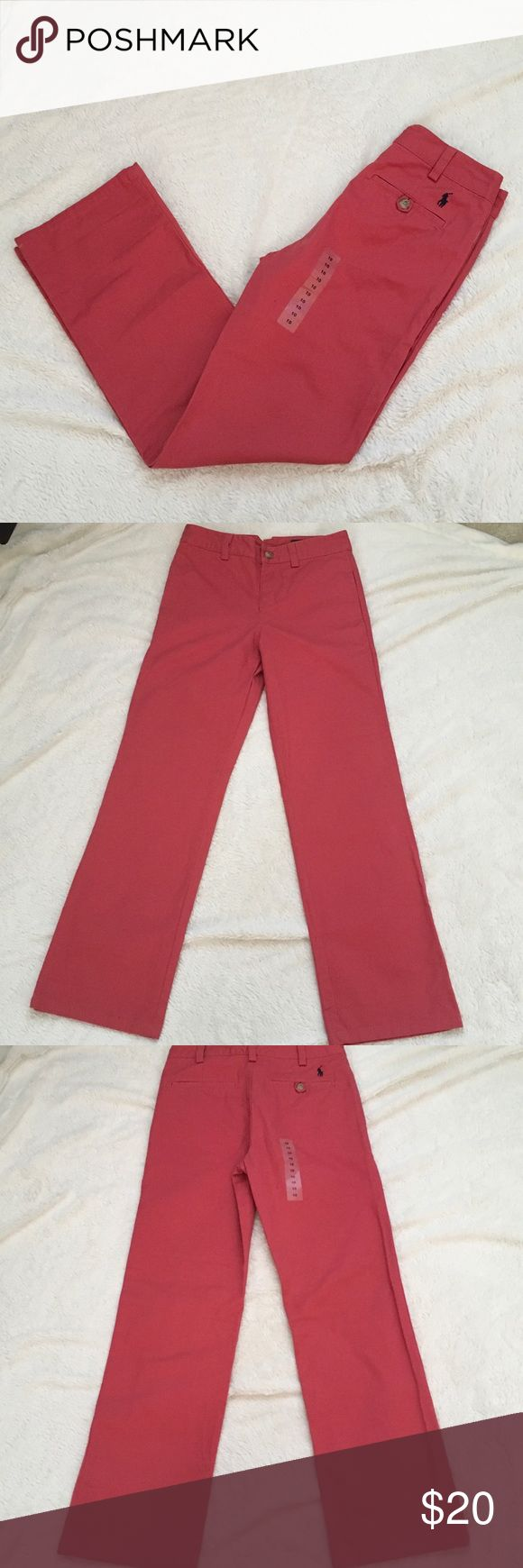 Ralph Lauren Polo - Girls Pants 10 Salmon colored - girls size 10 pants 💋 Polo by Ralph Lauren Bottoms Casual