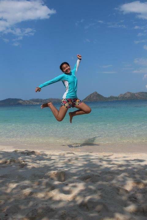 Pulau Bidadari Lombok, Photo By @putuagnia