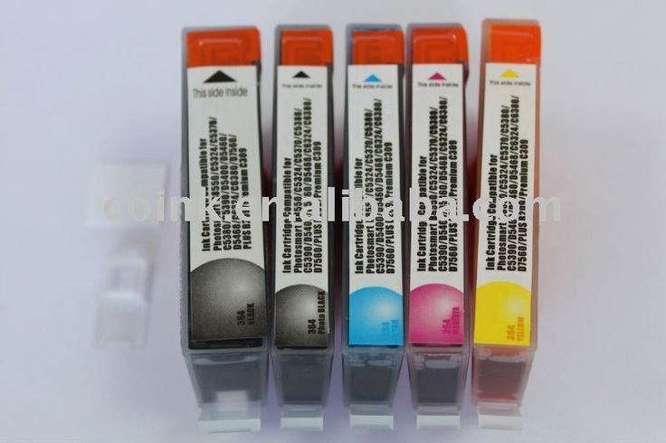 Inkjet cartridge compatible HP3641.Best Service and Guaranteed quality.2.INK from USA.