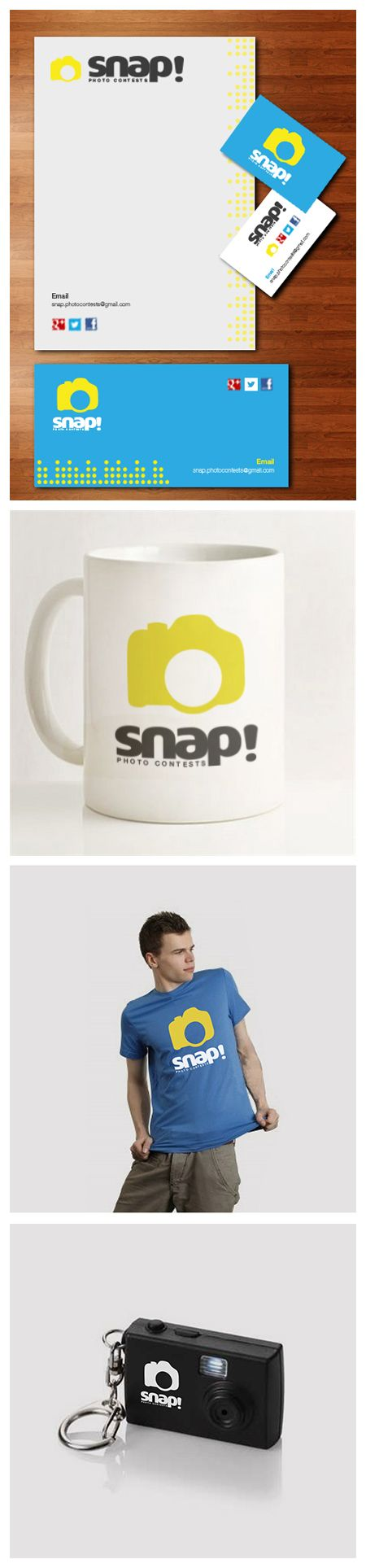Oggettistica Snap Photo Contest