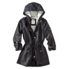 Perhaps a cheaper rain jacket option? Mossimo® Womens Hooded Rain Anorak