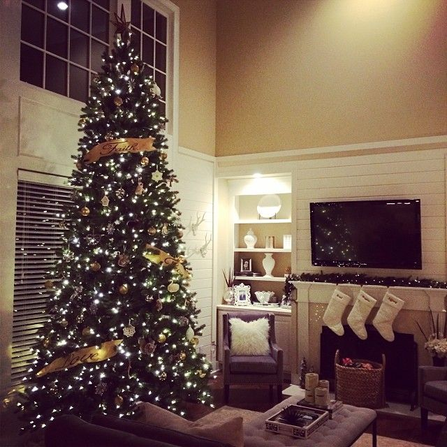 Best Christmas Decorations Fort Lauderdale: 25+ Best Ideas About 12 Ft Christmas Tree On Pinterest