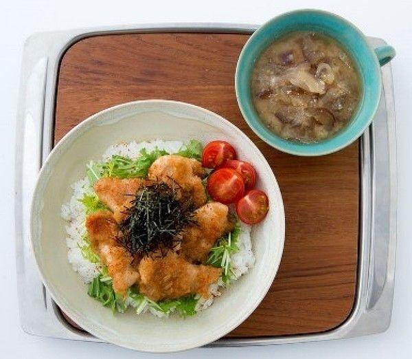 鶏肉のみぞれ和えのっけ丼。 by SHIORI / レシピサイト「Nadia | ナディア」プロの料理を無料で検索