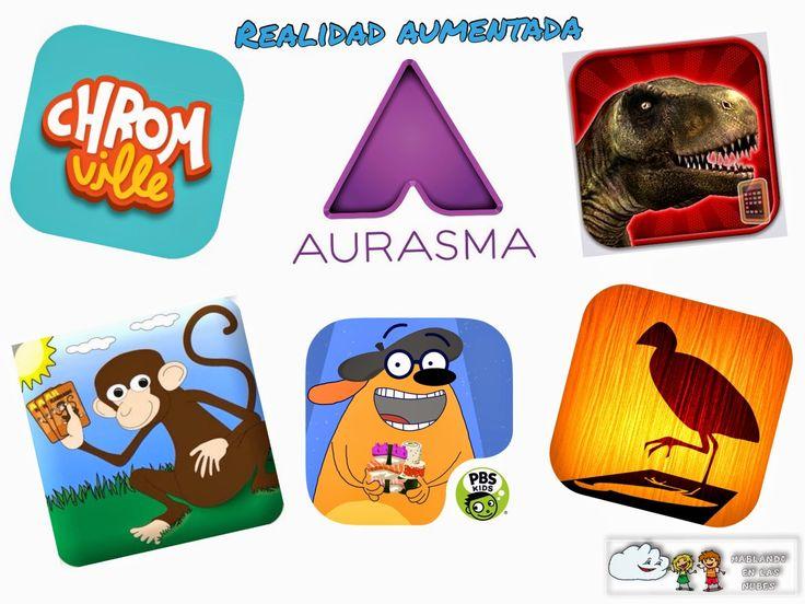 Estas seis apps, son en mi opinión las mejores para introducir la realidad aumentada en los trabajos de nuestra aula de infantil o...