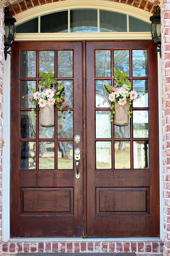 New Double Hung Entry Doors
