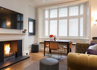 Apartment A - Living room