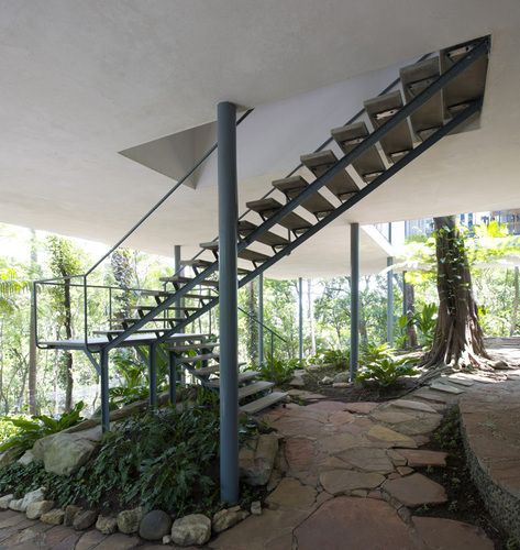 Lina Bo Bardi — Glass House