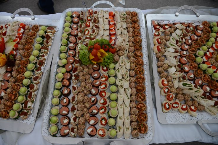 Authentiko Catering Greece starters