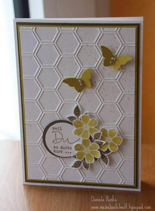 butterflies and honeycomb.