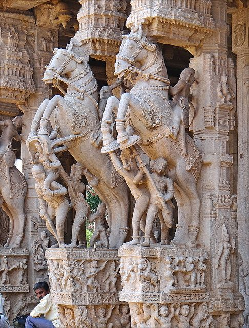 Temple of Srirangam
