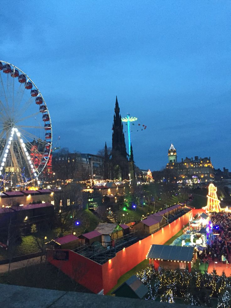 Edinburgh Xmas Market
