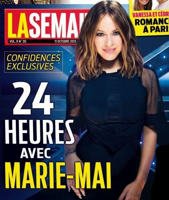 Le Cartel des Célébrités Québecoises: La Magnifique * Marie Mai Bouchard