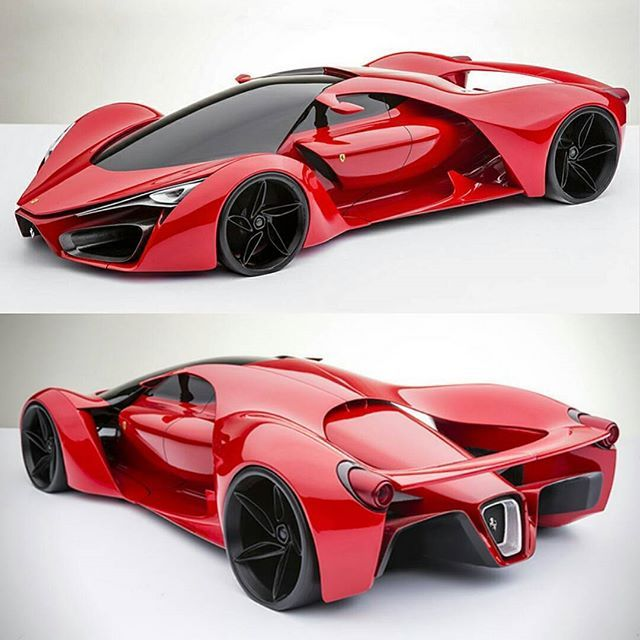 Look back at the Ferrari F80 Design #luxury #luxurylifestyle #richlifestyle…