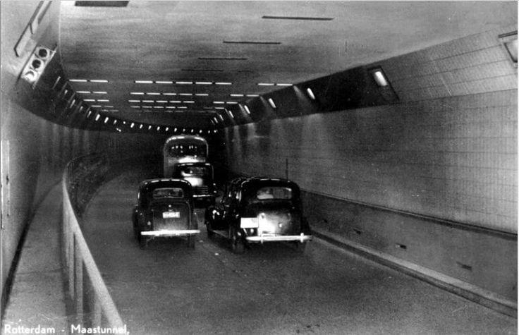 Maastunnel 1950