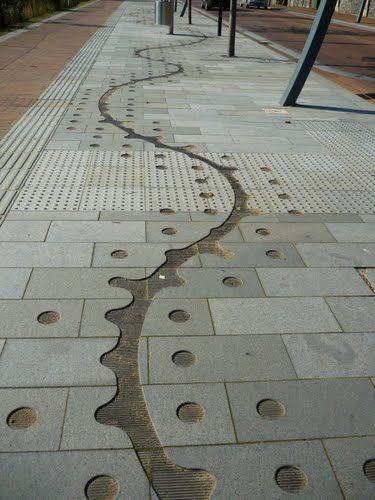 Elwick Road pavement design