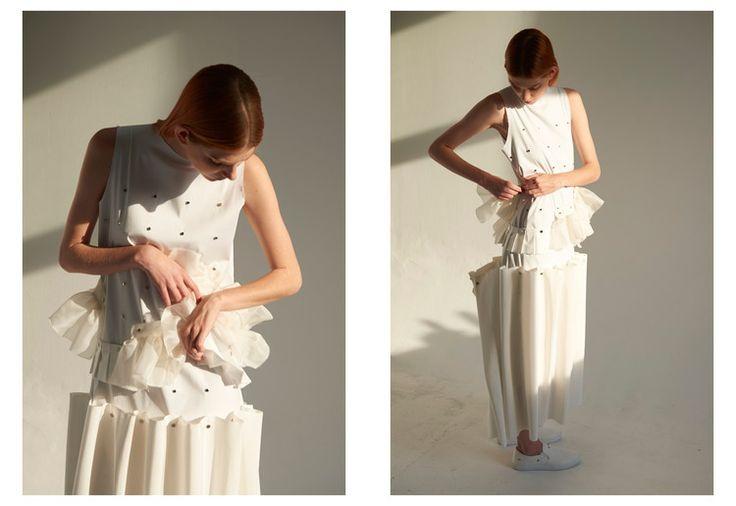 Modular Dress — WEI HUNG CHEN