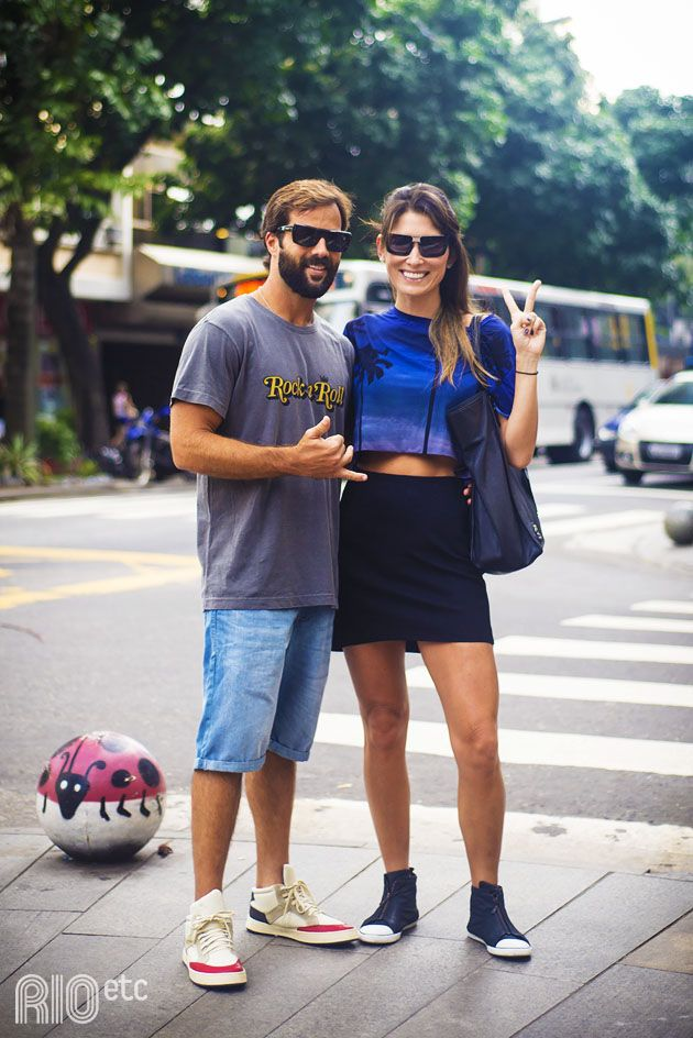 Vida Brazil Style And Street Styles