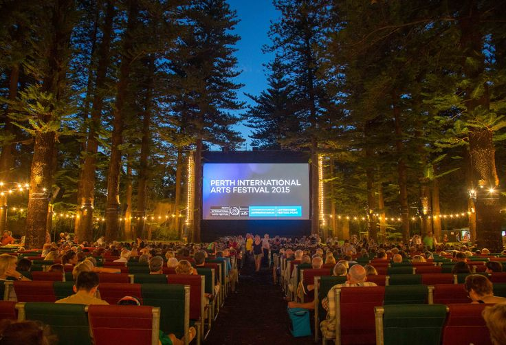 The Somerville outdoor cinema at the University of WA is a Perth institution. As part of the Perth International Arts Festival, art house films are screened from November until April and you enjoy a pizza, relax on the grass then watch an international film amongst the trees.
