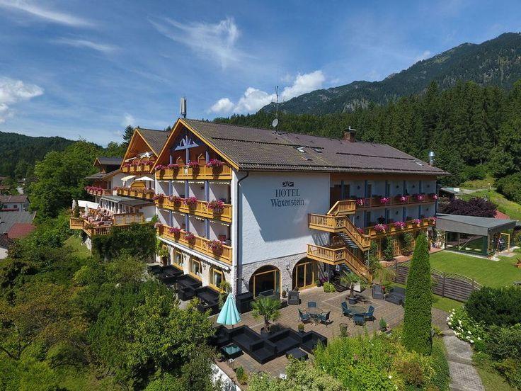 Romantk Alpenhotel Waxenstien