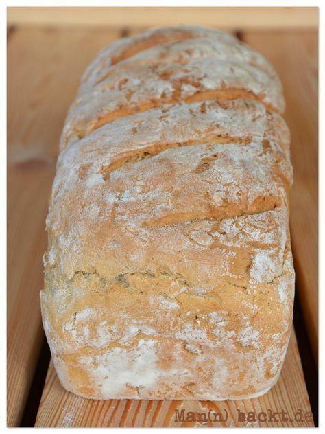 Leckeres 10 Minuten Brot schmeckt und gelingt super