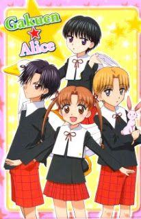 Gakuen Alice English Subtitle (Complete) - Anime Outs