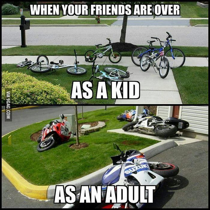 Pretty much!  #bikelife#motorcycle #crotchrocket #yamaha #r1 #r6#honda #cbr #cbr600rr #cbr1000rr #hondashadow #suzuki #gsxr #gsxr600 #gsxr1000 #hayabusa #kawasaki #ninja636 #zx6r #zx10r #Ducati #ford#chevy #dodge #h2r #bmw #s1000rr #hp4 #isleofman #tt by