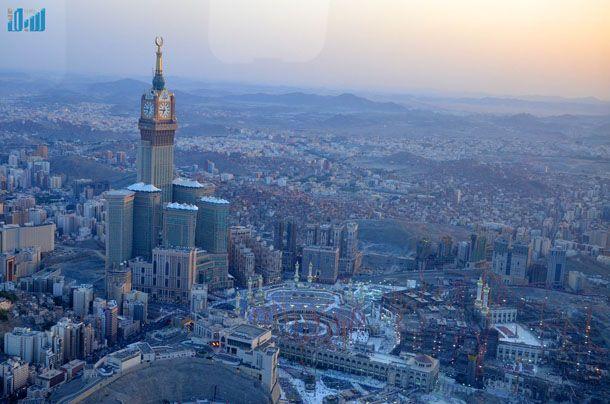 Makkah construction 2013/1434 AH