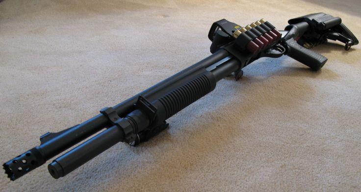 remington Image 870 Express Tactical
