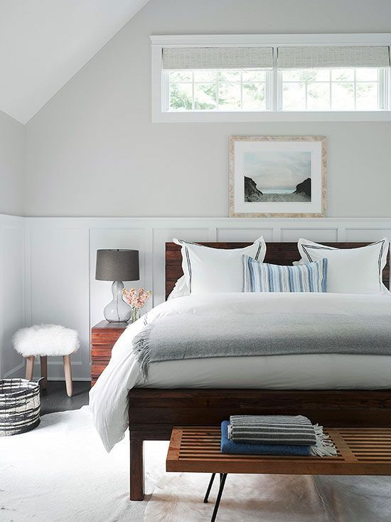 Freshen your bedroom with low cost updates bedroom decor - Average price to paint a bedroom ...